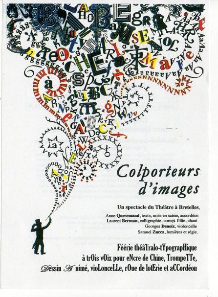 affiche de Colporteur d'images